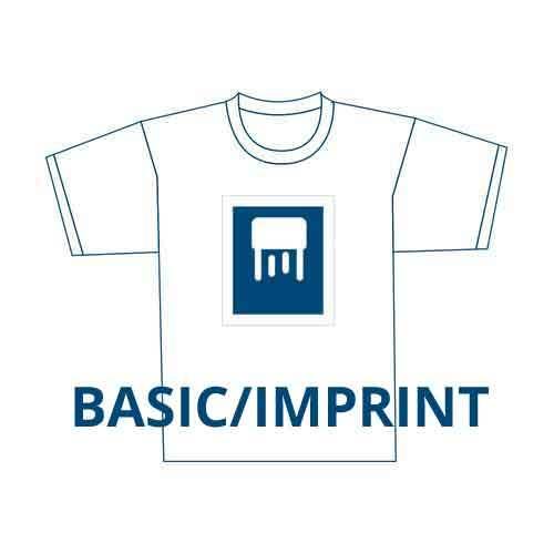 T-Shirts für die Veredelung