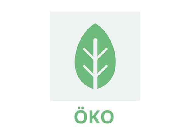 ökologisch nachhaltige Produktion