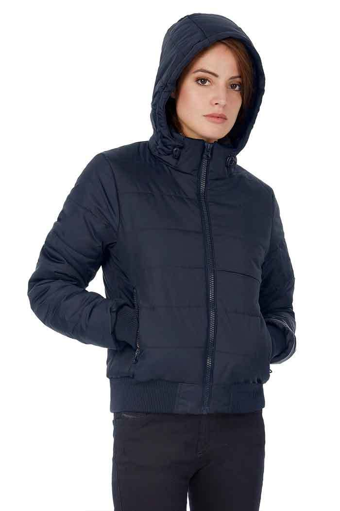 Damen Daunenjacke Superhood