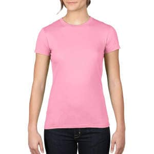 Women`s Fashion Basic Fitted Tee