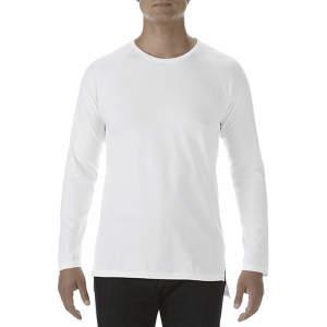 Lightweight Long & Lean Raglan Long Sleeve Tee