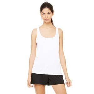 Women`s Performance Racerback Tank
