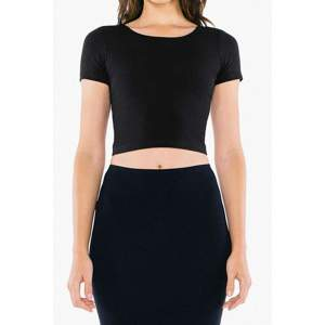 Women`s Jersey Crop Top