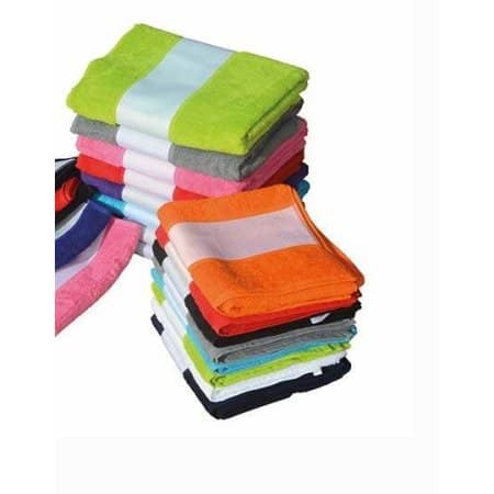 SubliMe Hand Towel von A&R (Artnum: AR080