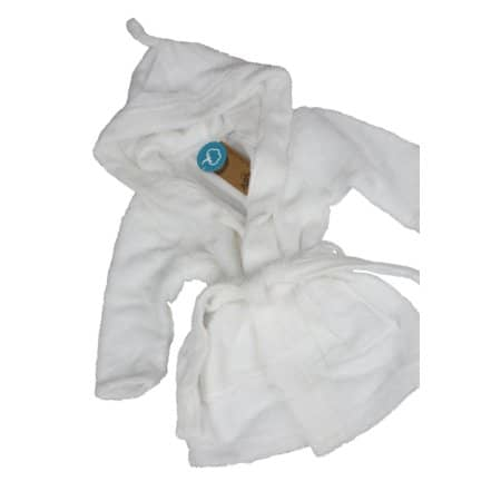 Babiezz® SUBLI-Me® All Over Bathrobe Hooded von A&R (Artnum: AR822