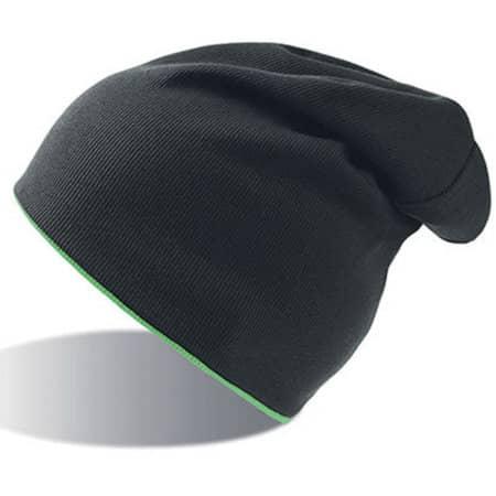 Extreme Hat in Black|Green Fluo von Atlantis (Artnum: AT709