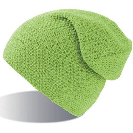 Snobby Hat in Green Fluo von Atlantis (Artnum: AT710