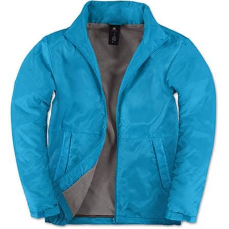 Jacket Multi-Active /Men in Atoll|Warm Grey von B&C (Artnum: BCJM825