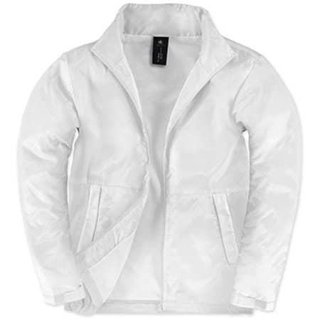 Jacket Multi-Active /Men in White|White von B&C (Artnum: BCJM825