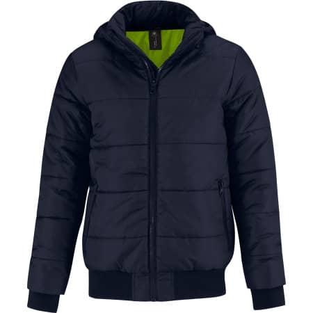 Jacket Superhood /Men von B&C (Artnum: BCJM940