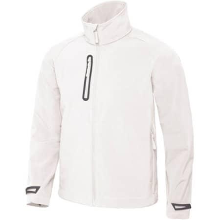 X-Lite Softshell / Men in White von B&C (Artnum: BCJM951