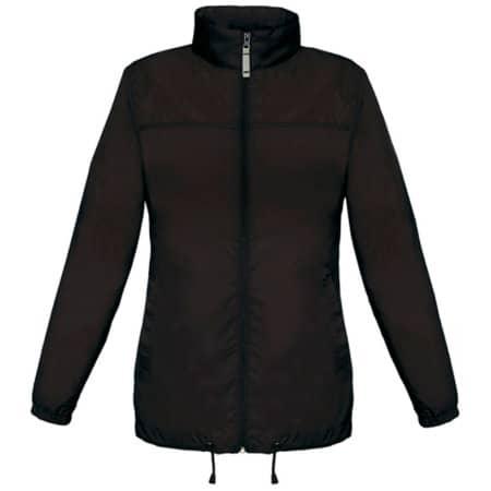 Jacket Sirocco /Women in Black von B&C (Artnum: BCJW902
