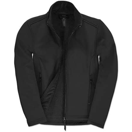 Jacket Softshell ID701 /Women in Black|Black von B&C (Artnum: BCJWI63
