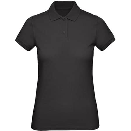 Inspire Polo / Women in Black von B&C (Artnum: BCPW440