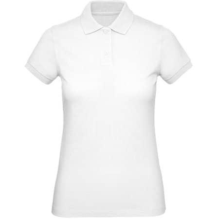 Inspire Polo / Women in White von B&C (Artnum: BCPW440
