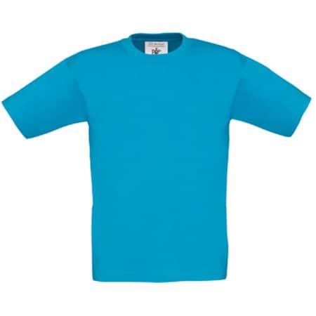 T-Shirt Exact 150 / Kids in Atoll von B&C (Artnum: BCTK300