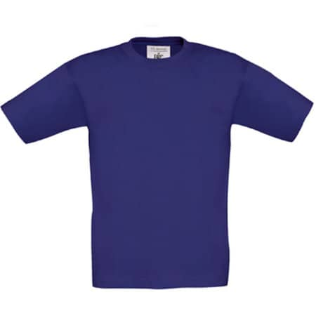 T-Shirt Exact 190 / Kids in Indigo von B&C (Artnum: BCTK301