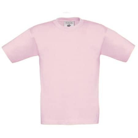 T-Shirt Exact 190 / Kids in Pink Sixties von B&C (Artnum: BCTK301