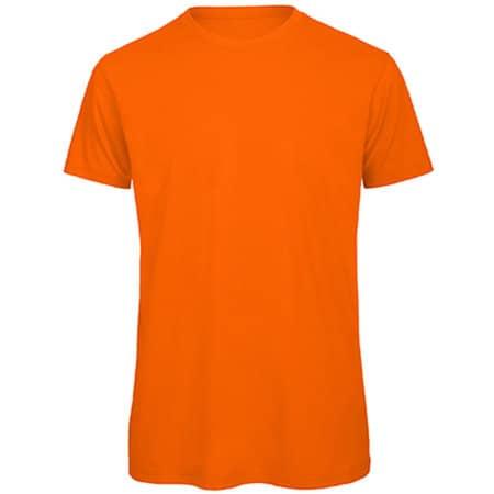 Organic Inspire T /Men in Orange von B&C (Artnum: BCTM042