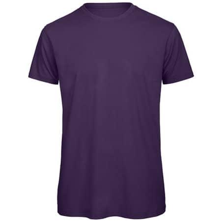 Inspire T /Men in Urban Purple von B&C (Artnum: BCTM042