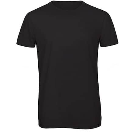 Triblend T-Shirt /Men in Black von B&C (Artnum: BCTM055