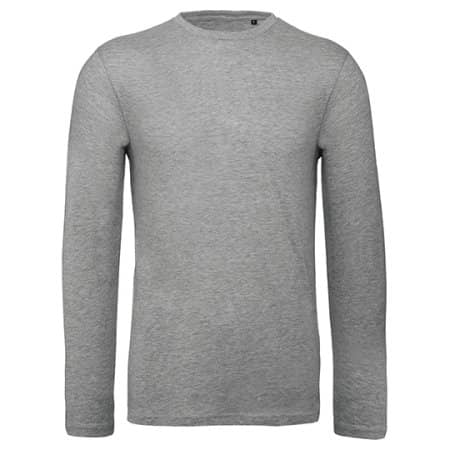 Inspire Long Sleeve T / Men von B&C (Artnum: BCTM070