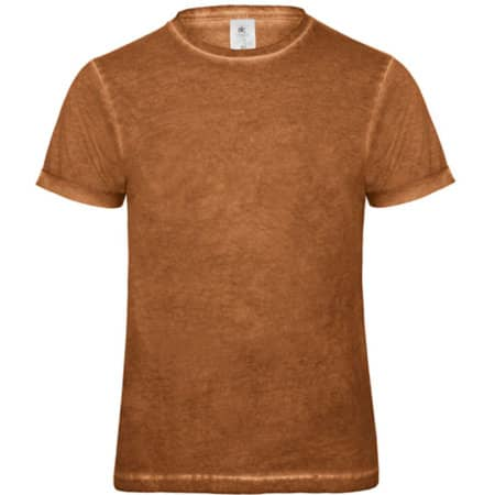 T-Shirt DNM Plug In / Men in Rusty Clash von B&C (Artnum: BCTMD70