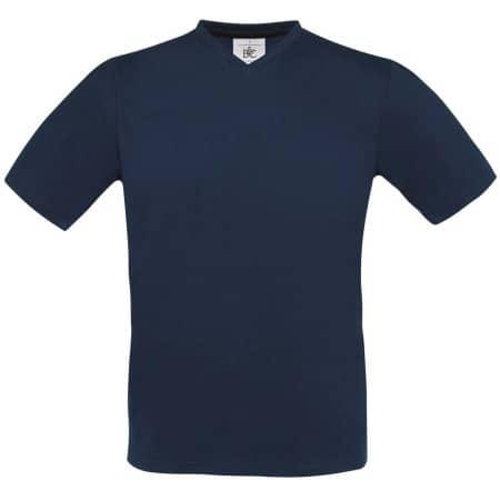 T-Shirt Exact V-Neck von B&C (Artnum: BCTU006
