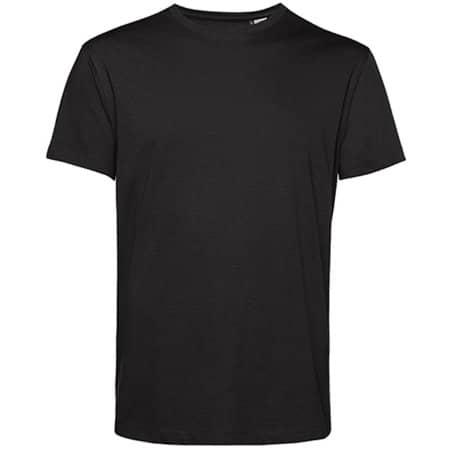 #Organic E150 T-Shirt in Black Pure von B&C (Artnum: BCTU01B