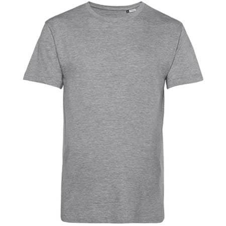 #Organic E150 T-Shirt in Heather Grey von B&C (Artnum: BCTU01B