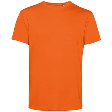 #Organic E150 T-Shirt in Pure Orange von B&C (Artnum: BCTU01B