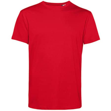 #Organic E150 T-Shirt in Red von B&C (Artnum: BCTU01B