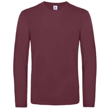 T-Shirt #E190 Long Sleeve / Unisex (Exact) von B&C (Artnum: BCTU07T