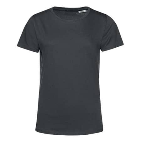 #Organic E150 T-Shirt /Women in Asphalt von B&C (Artnum: BCTW02B