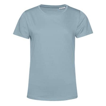 #Organic E150 T-Shirt /Women in Blue Fog von B&C (Artnum: BCTW02B
