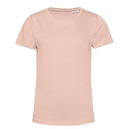 #Organic E150 T-Shirt /Women in Soft Rose von B&C (Artnum: BCTW02B