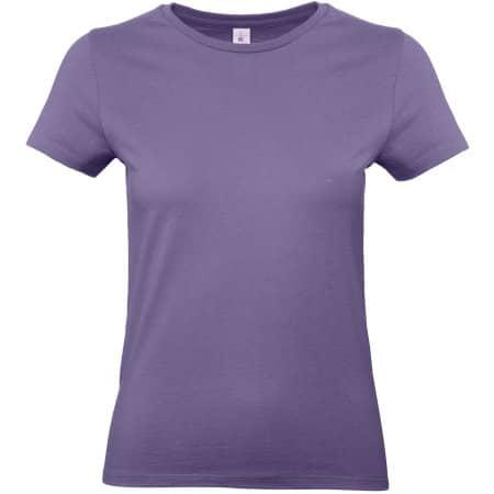 T-Shirt #E190 / Women in Millennial Lilac von B&C (Artnum: BCTW04T