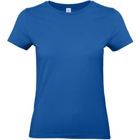 T-Shirt #E190 / Women in Royal Blue von B&C (Artnum: BCTW04T