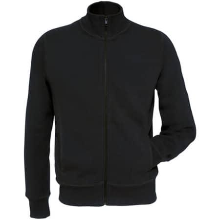 Sweat Jacket Spider / Men in Black von B&C (Artnum: BCWM646