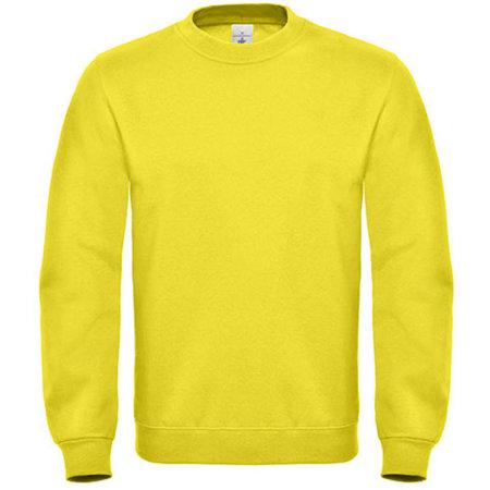 Sweat ID002 in Solar Yellow von B&C (Artnum: BCWUI20
