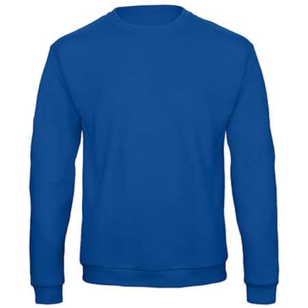 ID202 50/50 Sweatshirt in Royal Blue von B&C (Artnum: BCWUI23