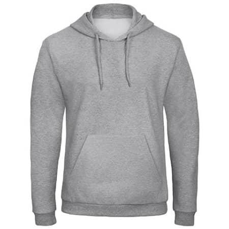 ID203 50/50 Hooded Sweatshirt von B&C (Artnum: BCWUI24