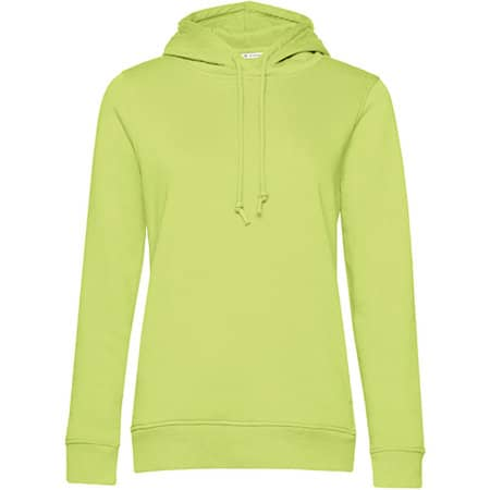 Organic Hooded Sweat /Women von B&C (Artnum: BCWW34B
