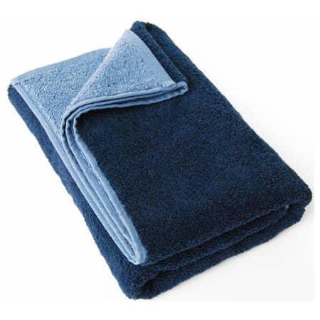 Double-Colour Hand Towel von Bear Dream (Artnum: BD750