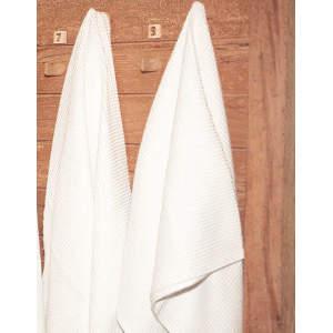 Waffle Bath/Sauna Towel