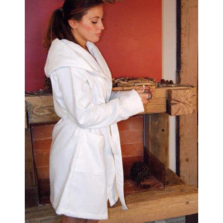 Quick-Dry Bathrobe Hooded / Lady von Bear Dream (Artnum: BD965