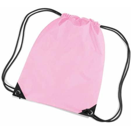 Premium Gymsac in Classic Pink von BagBase (Artnum: BG10