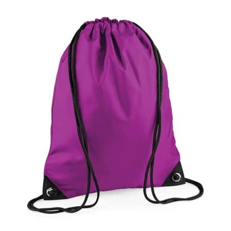 Premium Gymsac von BagBase (Artnum: BG10