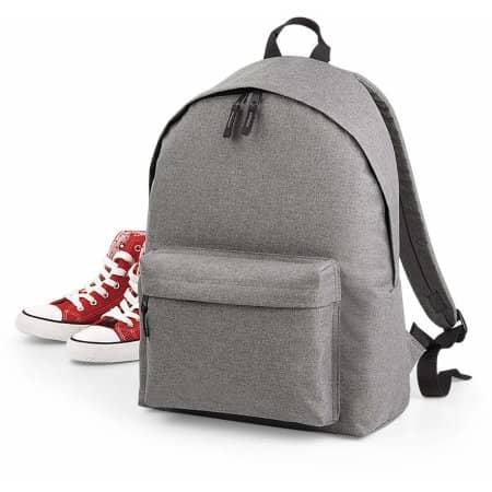 Two-Tone Fashion Backpack von BagBase (Artnum: BG126