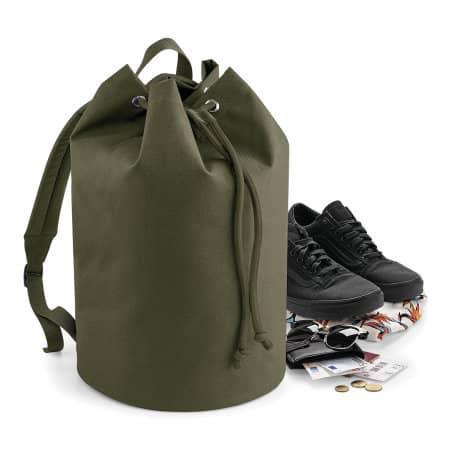 Original Drawstring Backpack von BagBase (Artnum: BG127